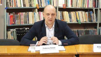 """Ciubaciuc Roman: """"Dacă alegerile vor fi desfășurate corect și fără falsificări – va fi aleasă o nouă putere"""""""