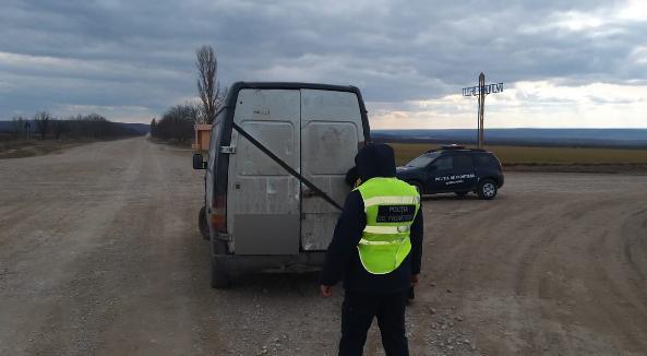 Moldovean, documentat pentru lipsa actelor și transport ilegal de bunuri