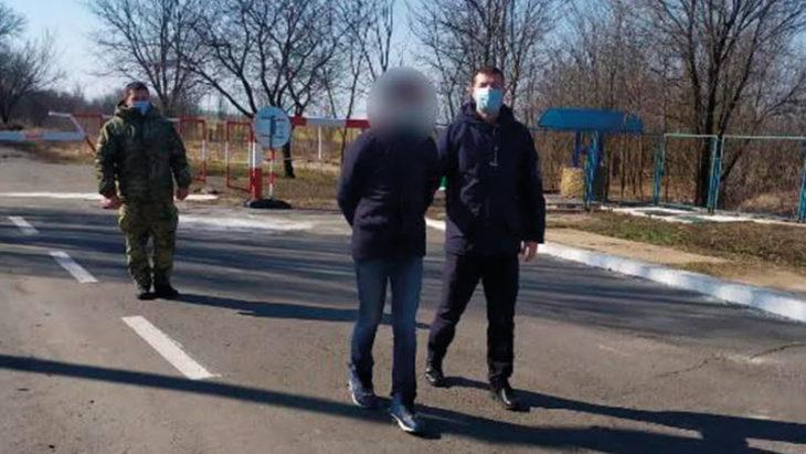 O fugă din Moldova în Ucraina. Un minor de 15 ani reținut pe partea ucraineană /VIDEO