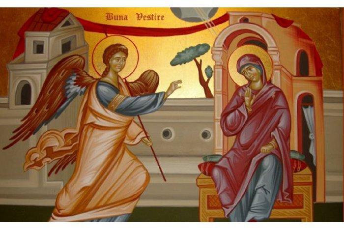 Creștinii ortodocși de stil vechi sărbătoresc Buna Vestire