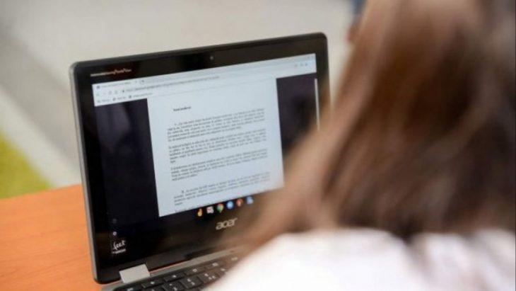 Al doilea lot de laptopuri este distribuit școlilor din țară