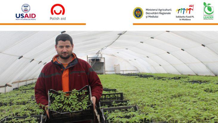 LEADER pentru Moldova Rurală: Apel de propuneri pentru finanțarea Grupurilor de Acțiune Locală