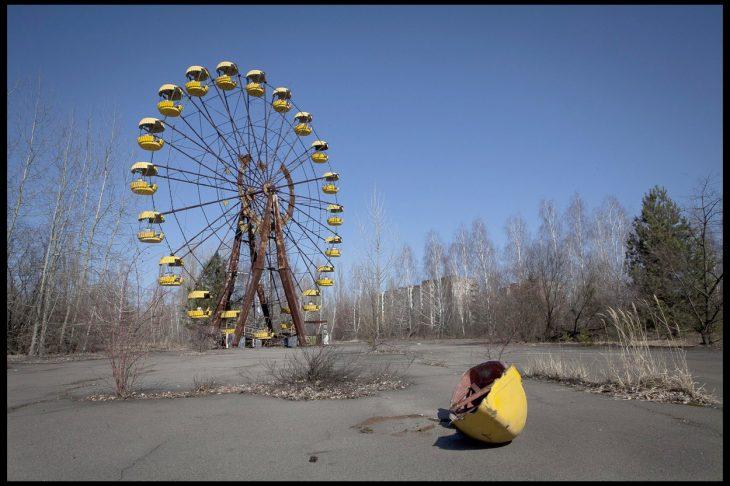 35 de ani de la explozia de la Cernobîl, cea mai mare catastrofă nucleară civilă. Cum arată acum zona de excludere