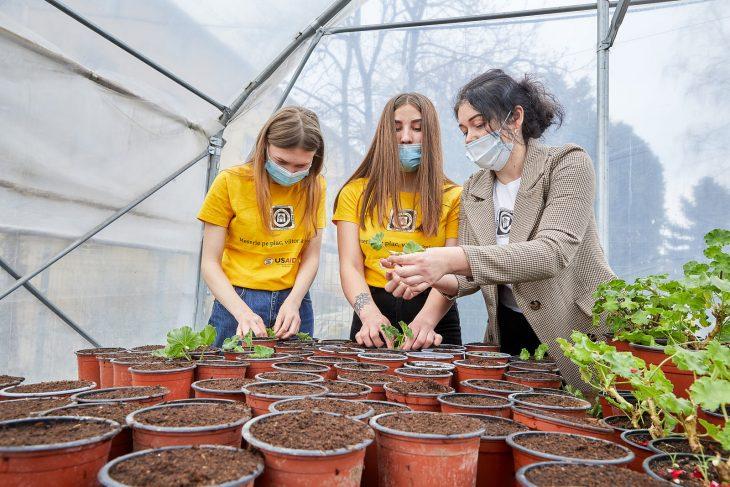Uniunea Europeană susține dezvoltarea sectorului agro-alimentar și formarea tinerilor specialiști calificați în Republica Moldova