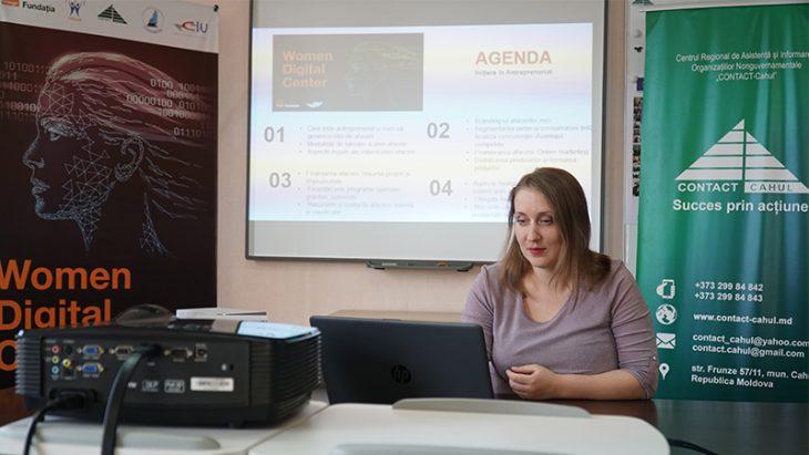 Inițiere în Antreprenoriat – încă un subiect al cursurilor gratuite de Educație Digitală și Antreprenorială