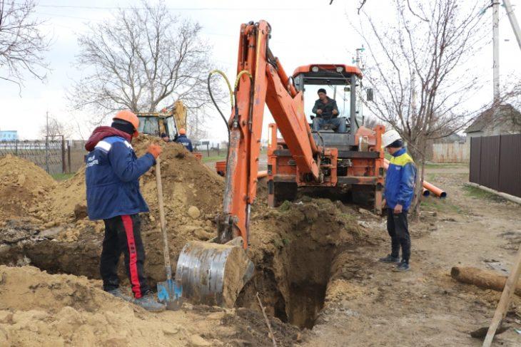 Cu suportul Uniunii Europene, cetățenii din orașul Leova vor beneficia de servicii moderne de canalizare // FOTO