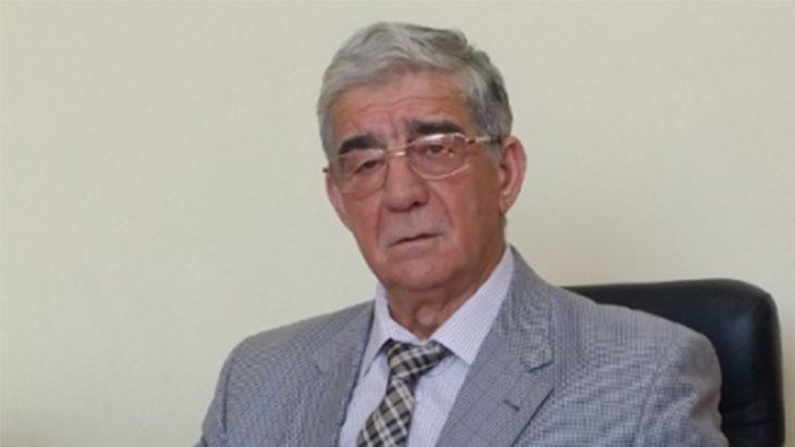 Omul sfințește locul: Omagiu dlui Dmitrii Parmacli la 80 de ani