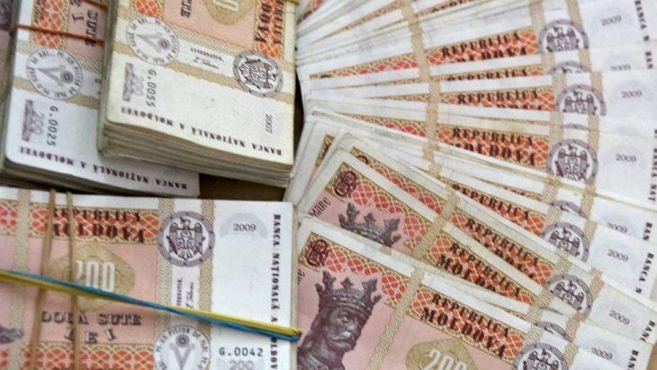În primele trei luni, la bugetul public național au fost acumulate venituri de 16,7 miliarde de lei