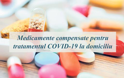 Noua decizie a CSE: Statul va compensa 100% medicamentele pacienților care se tratează de Covid la domiciliu