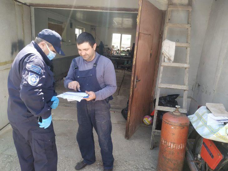 Campania IGSU de minimalizare a riscurilor de producere a exploziilor continuă
