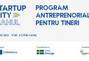 Petrece vara altfel împreună cu EU4Moldova: Startup City Cahul –  Program Antreprenorial pentru Tineri