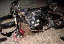 Încă un accident cu implicarea unei motociclete în s. Tătărăști // FOTO, VIDEO