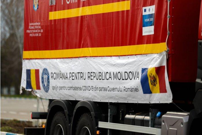 România va dona Republicii Moldova încă o sută de mii de doze de vaccin