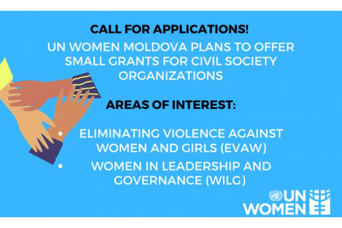 UN Women va acorda granturi organizațiilor care promovează drepturile femeilor