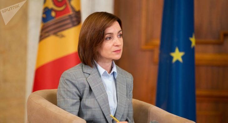 Maia Sandu își va administra mâine prima doză de vaccin AstraZeneca