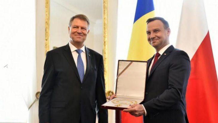 România și Polonia și-au exprimat sprijinul pentru Republica Moldova