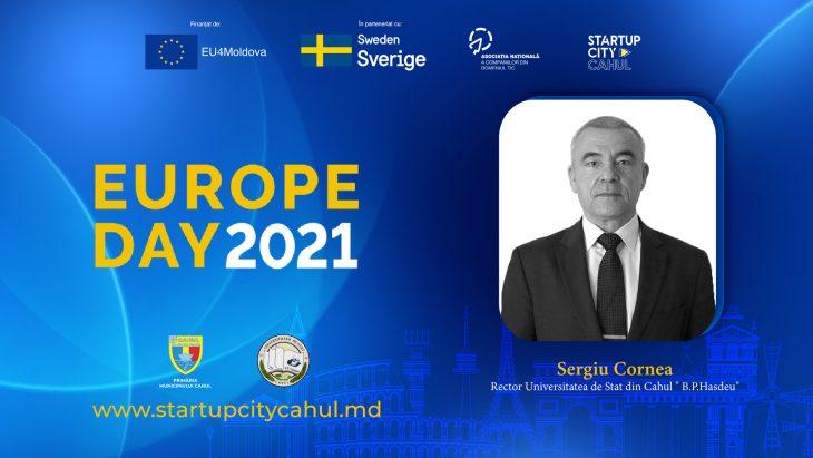 """""""Europe Day 2021: Startup City Cahul"""". Să-i cunoaștem pe experții participanți la conferința online!"""