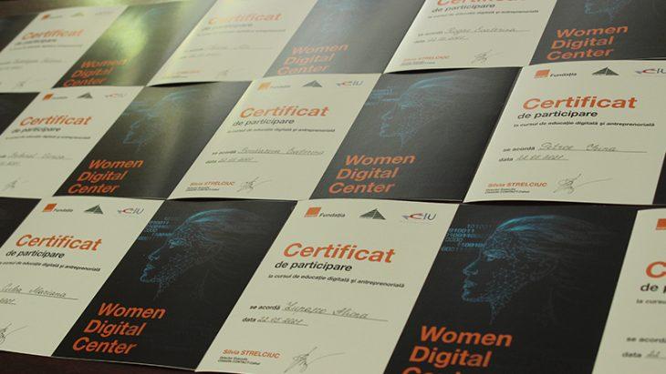 Centrul CONTACT-Cahul sărbătorește graduarea celor 194 participante!