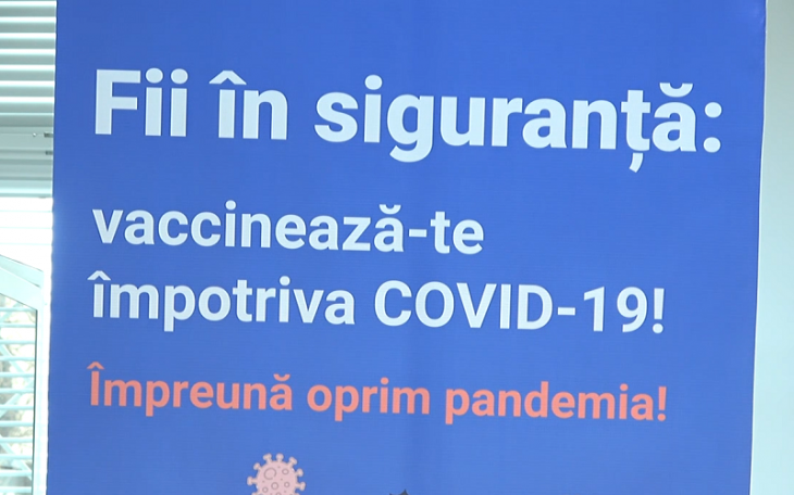 Cetățenii se pot programa online la vaccinare împotriva COVID-19