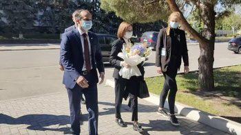 LIVE de la vizita de lucru a Președintei Republicii Moldova, Maia Sandu la Cahul
