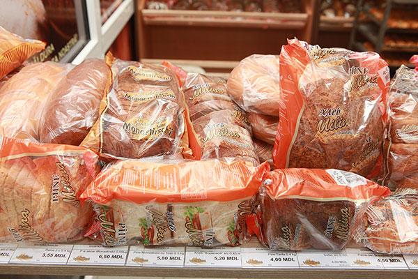 Fabrica de pâine din Taraclia a majorat prețurile la aproape jumătate din produse