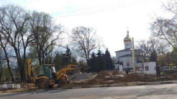 De ce încă nu au fost finalizate lucrările de reparație a Parcului Central