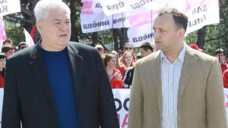 PCRM a decis crearea unui bloc electoral cu socialiștii pentru alegerile anticipate