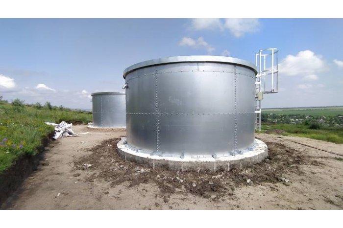 Lucrările de asigurare cu apă a patru sate din raionul Leova se apropie de finalizare