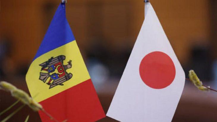 Republica Moldova va primi un grant de 19 mln de dolari din partea Guvernului Japoniei