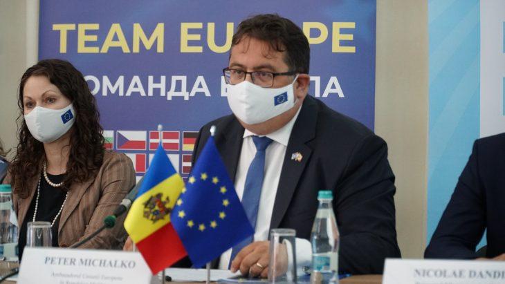 Ambasadorul Uniunii Europene efectuează o vizită de lucru la Cahul