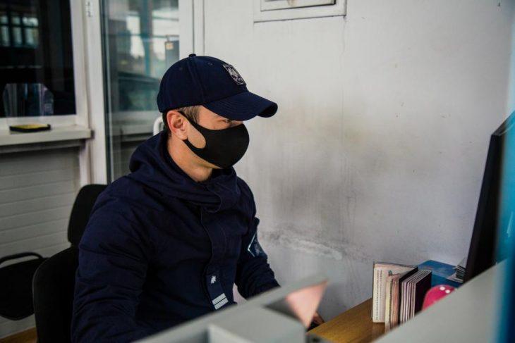 Două acte false au fost ridicate de la un conațional de polițiștii de frontieră de la Cahul