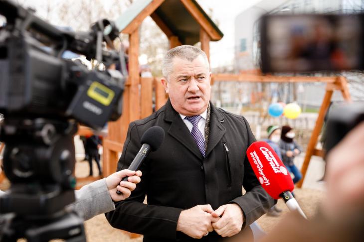 Grigore Repeșciuc a vrut să fie informat zilnic pe telefon despre infracțiunile care se comit la Căușeni. Poliția i-a respins cererea