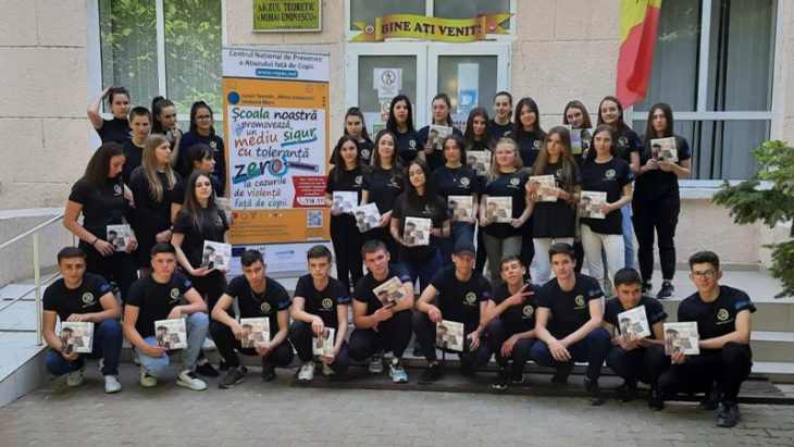300 de elevi din Cahul, mai bine informați despre riscurile abuzului și exploatării sexuale