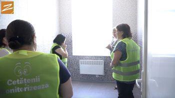 UE// Colibași – exemplu pentru raionul Cahul la accesibilitatea grupurilor sanitare. VIDEO