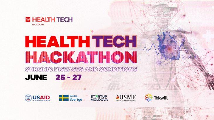 Ai o idee inovativă? Înscrie-te la HealthTech Hackathon și susține digitalizarea medicinei