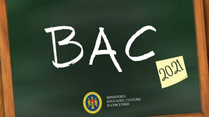 Sesiunea de BAC 2021 a început. Absolvenții de liceu susțin examenul la limba de instruire