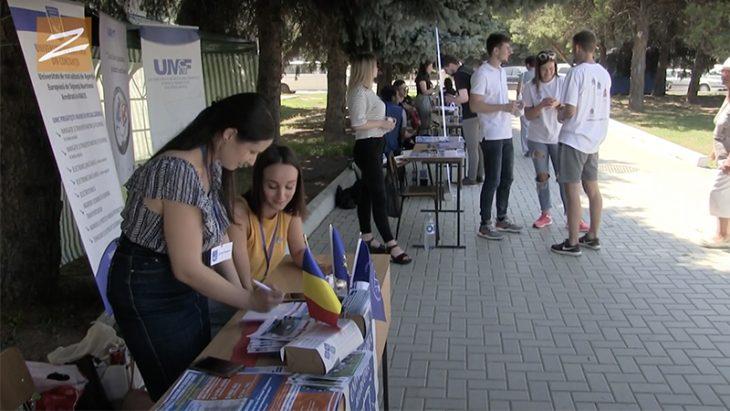 La Cahul va avea loc Târgul Universităților din România