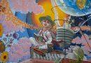 VIDEO// Picturile murale – încă o atracție a municipiului Cahul