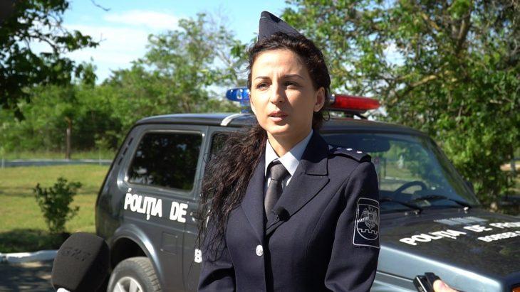 Daria Bondareva – Femeia cu epoleți de la frontieră /VIDEO