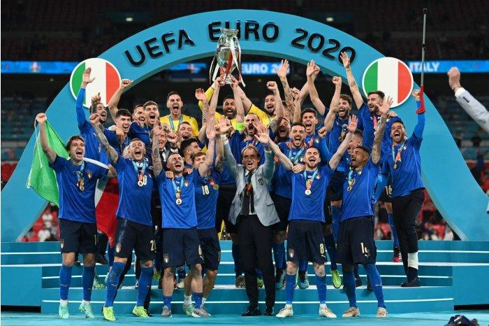 Italia a câștigat pentru a doua oară Campionatul european de fotbal