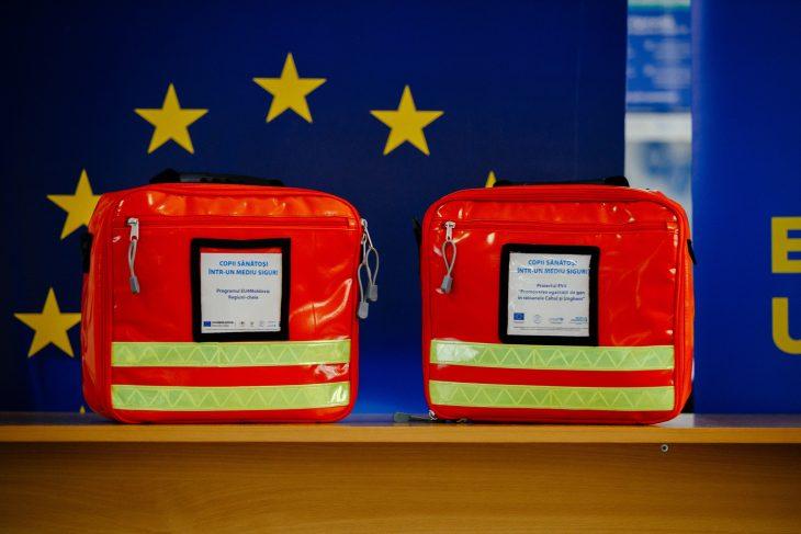UE// Medicii din Cahul vor examina mai eficient nou-născuții la domiciliu, grație suportului Uniunii Europene