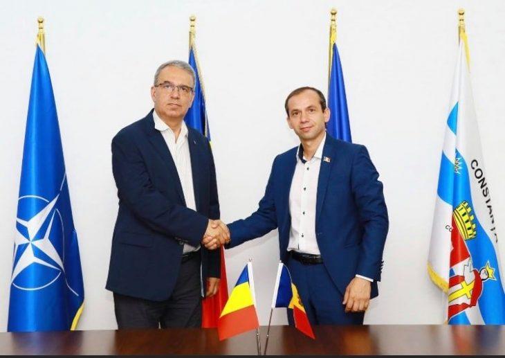 Un nou Acord de înfrățire pentru municipiul Cahul!