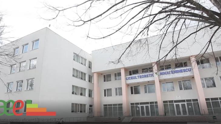 """Iernile au devenit mai calde la Liceul Teoretic """"Mihai Eminescu"""" din orașul Cahul datorită AEE"""