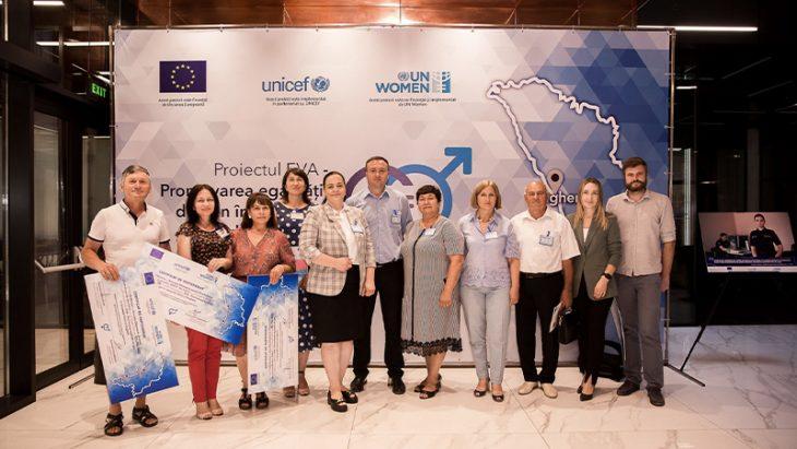 Șase localități din raionul Cahul se alătură proiectului de promovare a egalității de gen // FOTO
