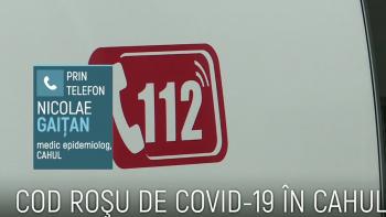15 localități din raionul Cahul, sub cod roşu de COVID-19  /VIDEO