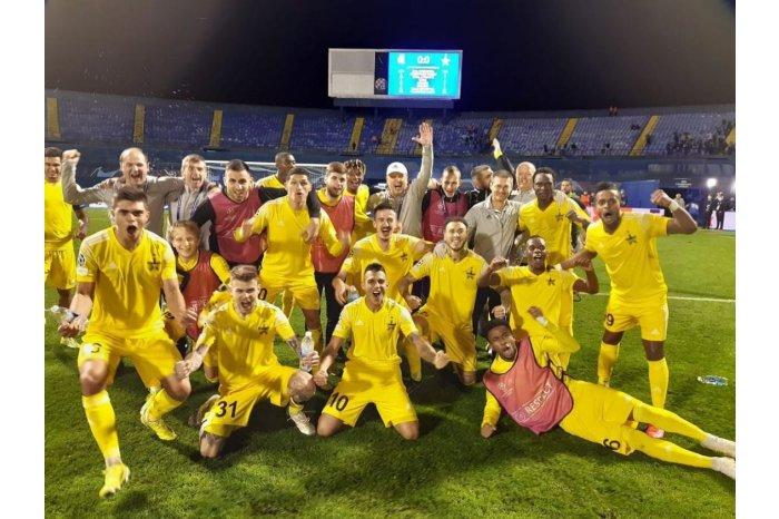 Sheriff Tiraspol este prima echipă din Republica Moldova calificată în grupele Champions League
