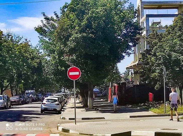 Atenție șoferi! În Cahul au apărut noi semne de circulație rutieră // FOTO