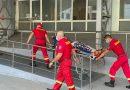 Intervenția transfrontalieră terestră SMURD pentru o pacientă de 57 de ani /VIDEO