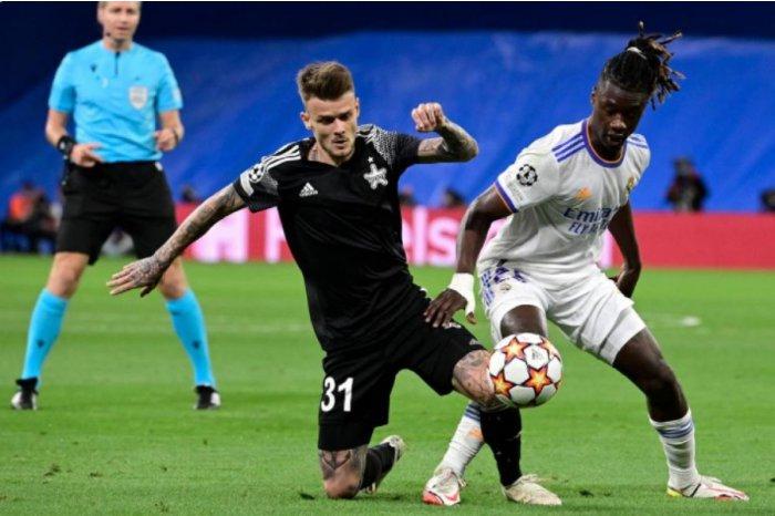 Echipa Sheriff Tiraspol a reușit o victorie istorică în meciul cu Real Madrid