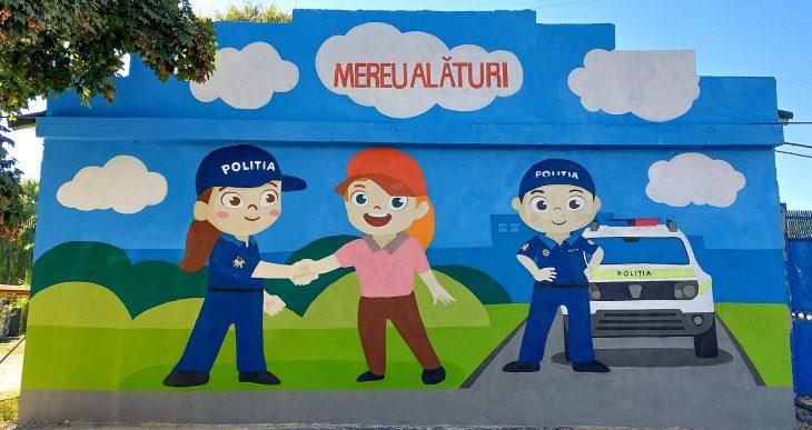 Ce înseamnă Poliția pentru Cahuleni / Expoziție Virtuală